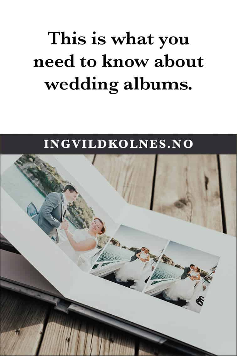 Why you need a wedding album to keep the wedding day alive